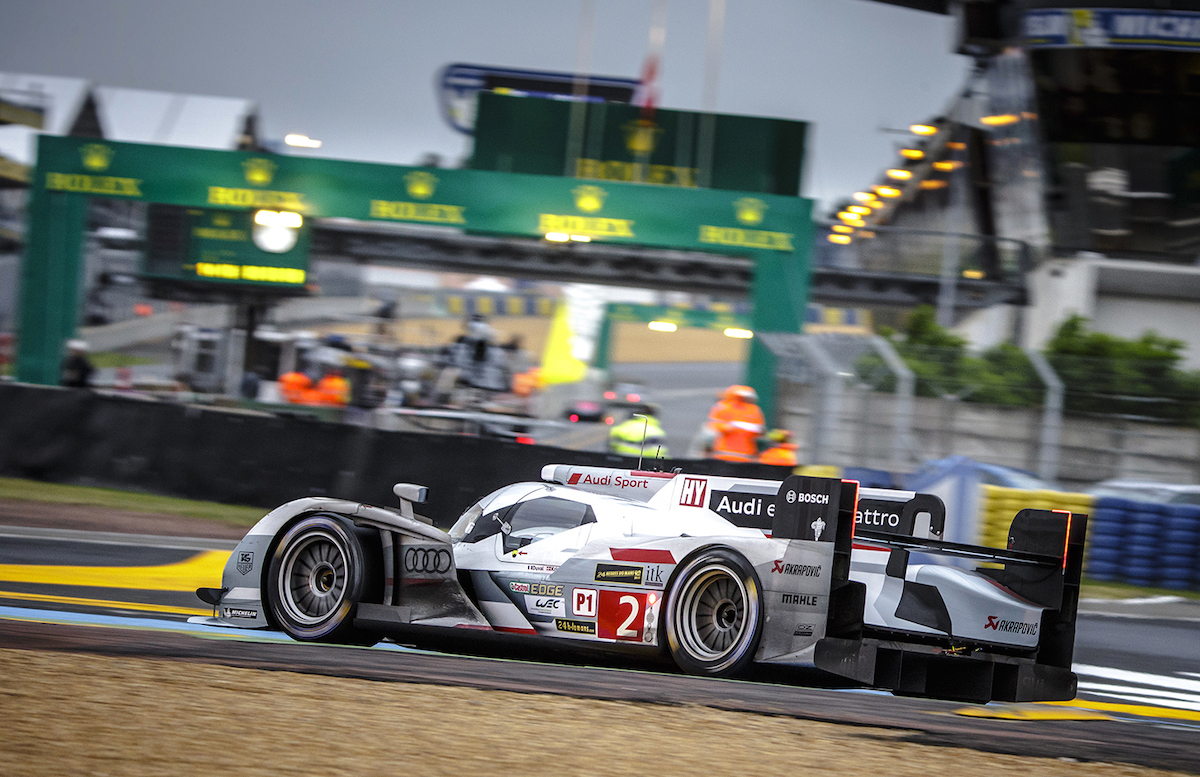 In Their Unceasing Quest for Excellence, Rolex and Motorsport are the Perfect Partners