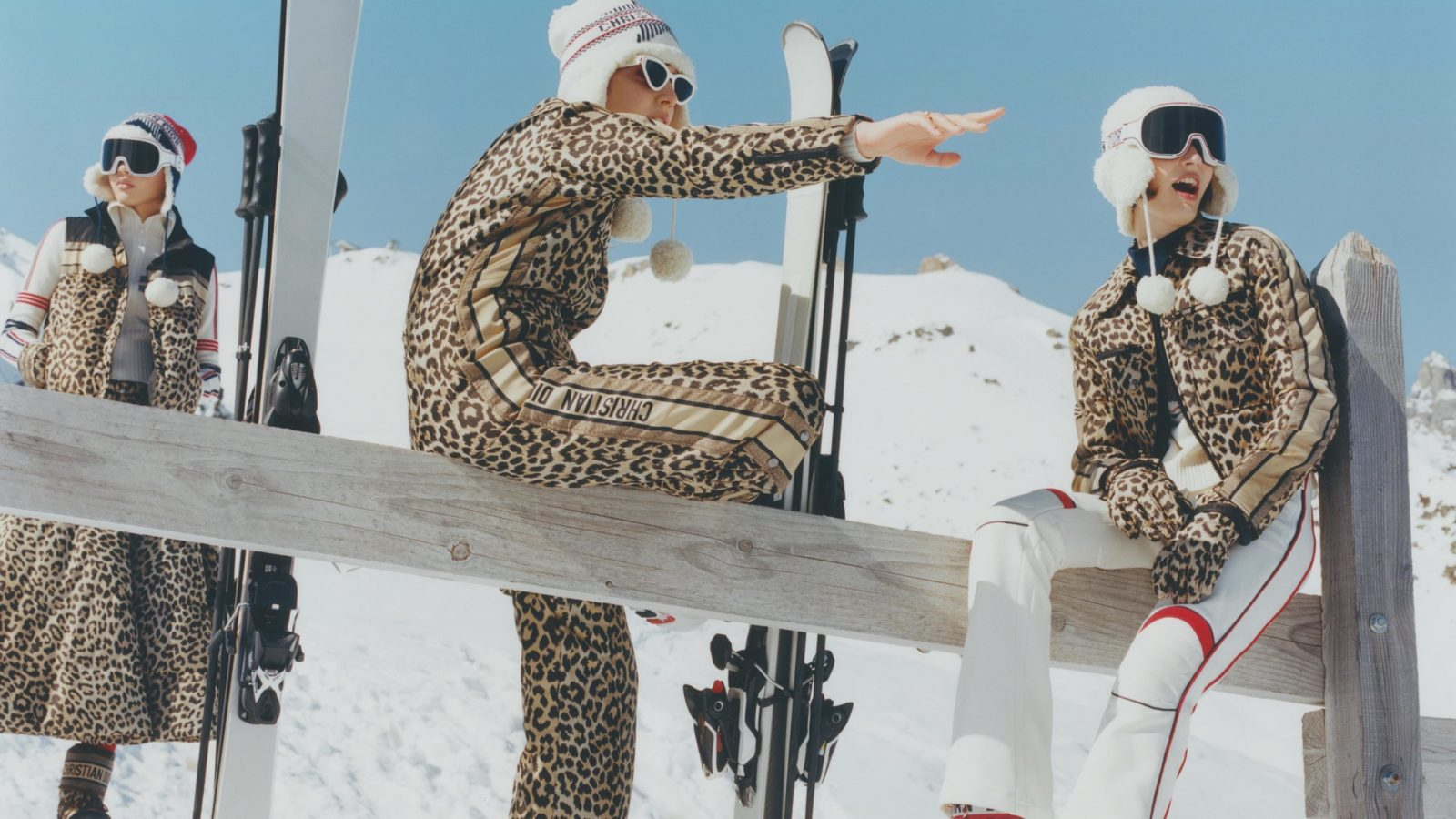 Sleigh! DiorAlps Has us All Pining for an Icy Winter Getaway