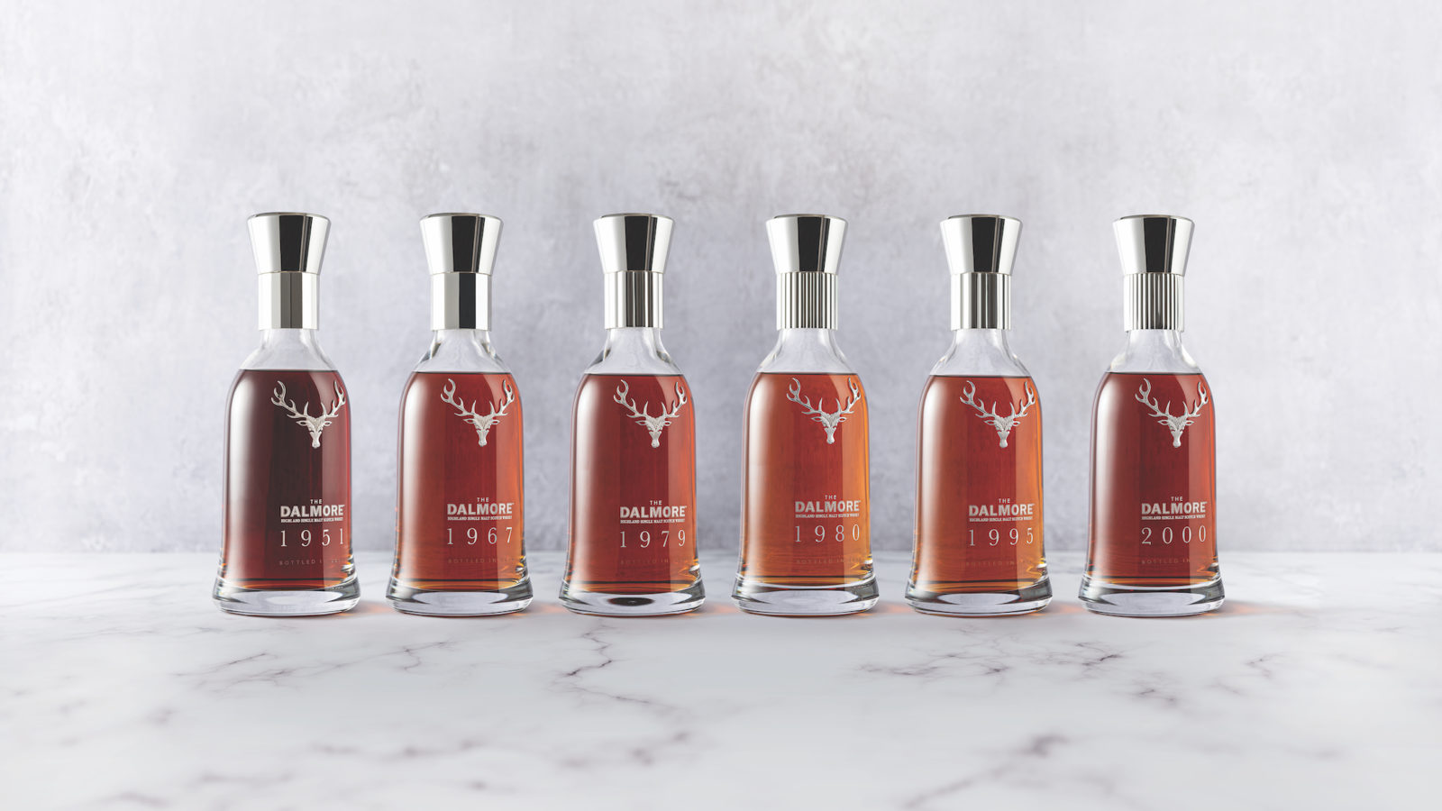 Alchemy at Six: The Dalmore Decades No 6 Collection