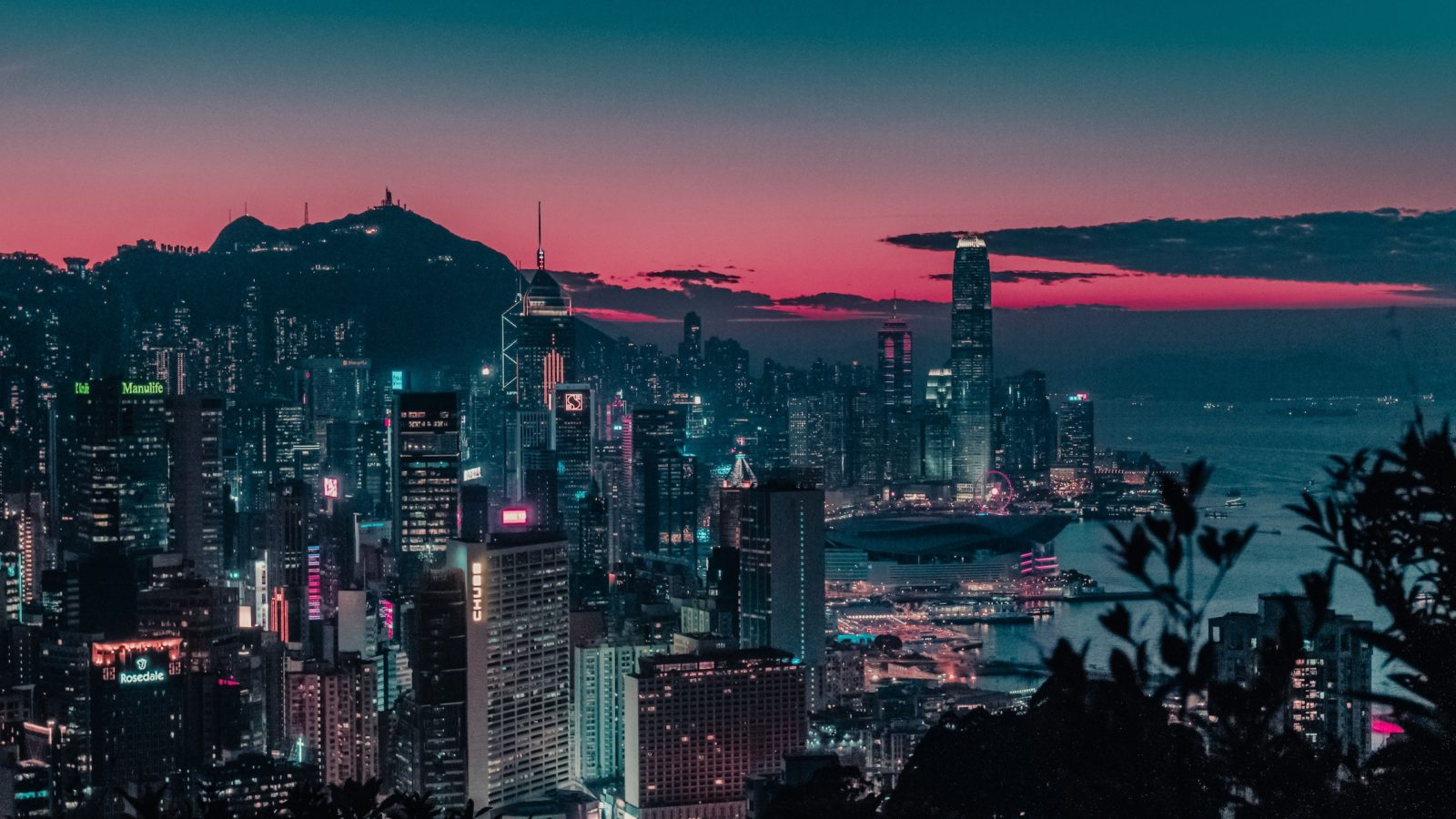 The Best Night Hikes in Hong Kong