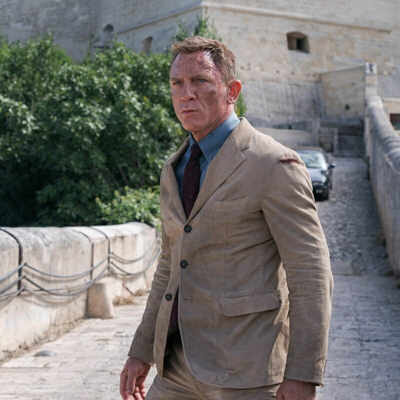 Everything We Know About the Latest James Bond Movie 'No Time To Die'