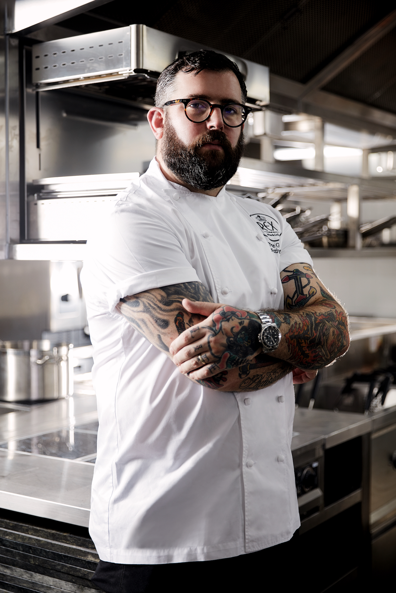 Chef Nate Green on Rex Wine & Grill, Modern Steakhouses and His Restaurant Values