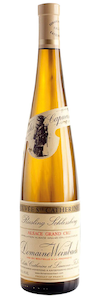 DOMAINE WEINBACH RIESLING ALSACE SCHLOSSBERG CUVÉE STE CATHERINE 2019
