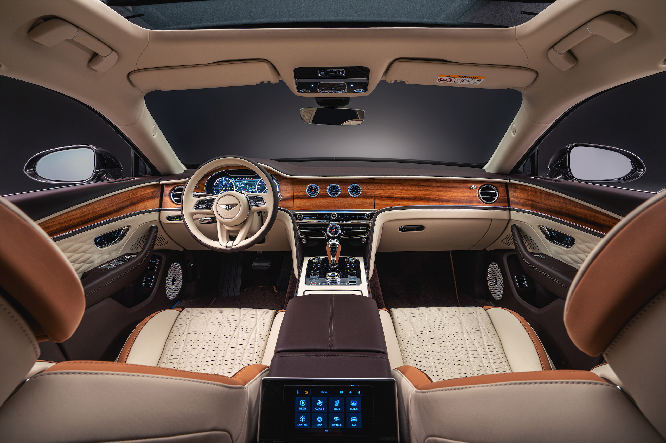 best of motors and tech this september 2021 - the bentley flying spur hybrid limousine