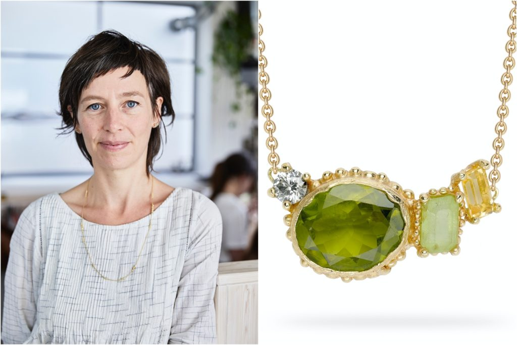 Jewellers for Afghanistan - Ruth Tomlinson
