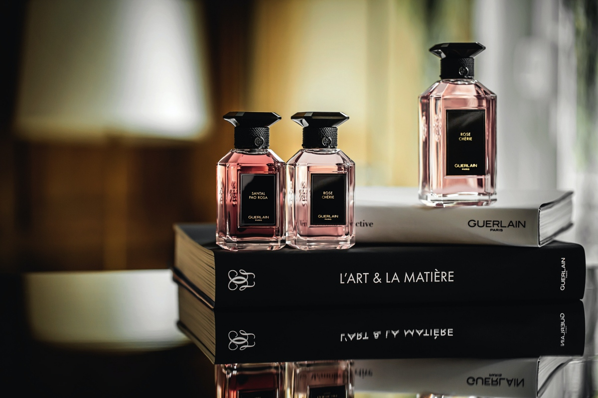 Guerlain Leads the Way in Fragrance's Fluid Future