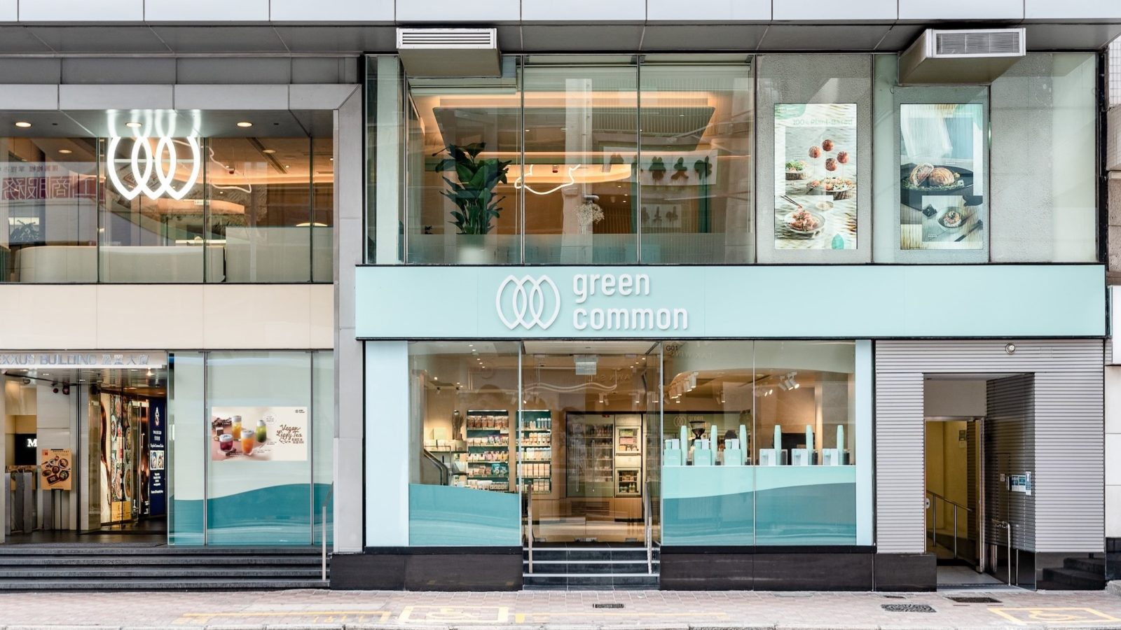 Green Common Opens Brand New Two-Storey Flagship in Central
