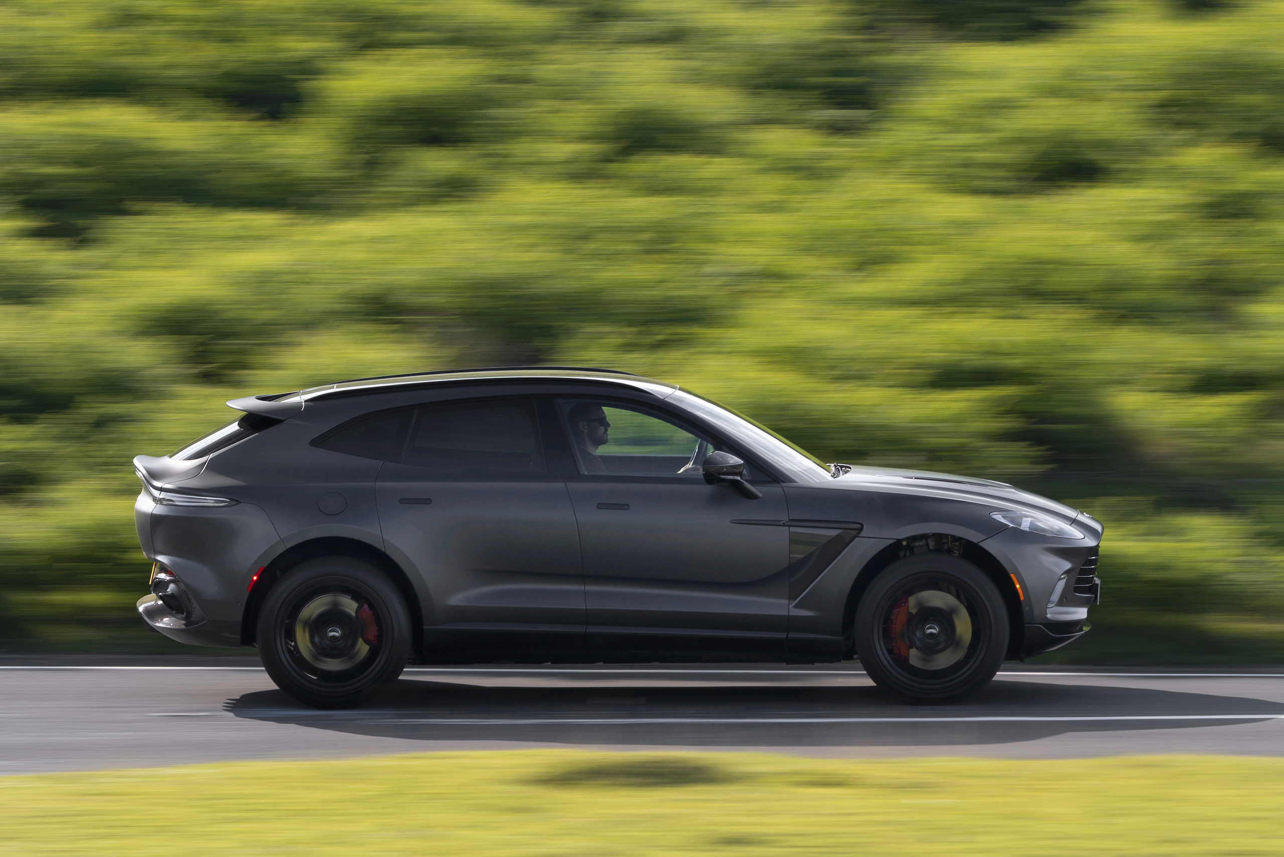 The Aston Martin DBX is a Super-SUV Success Story
