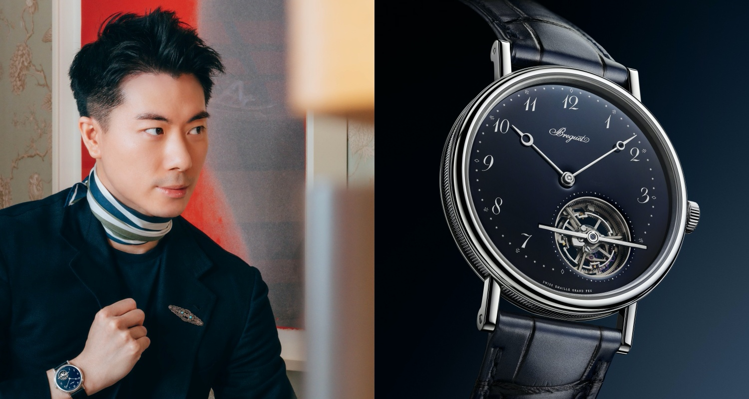 Sauvereign's Bertrand Mak on Watch Collecting and Building a Legacy