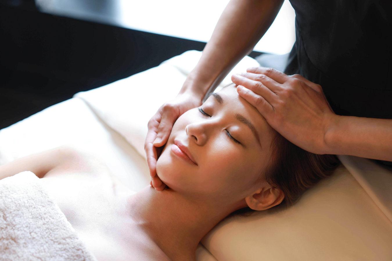 Review:  A New Japanese-inspired Facial-lifting Treatment at The Ritz-Carlton Spa