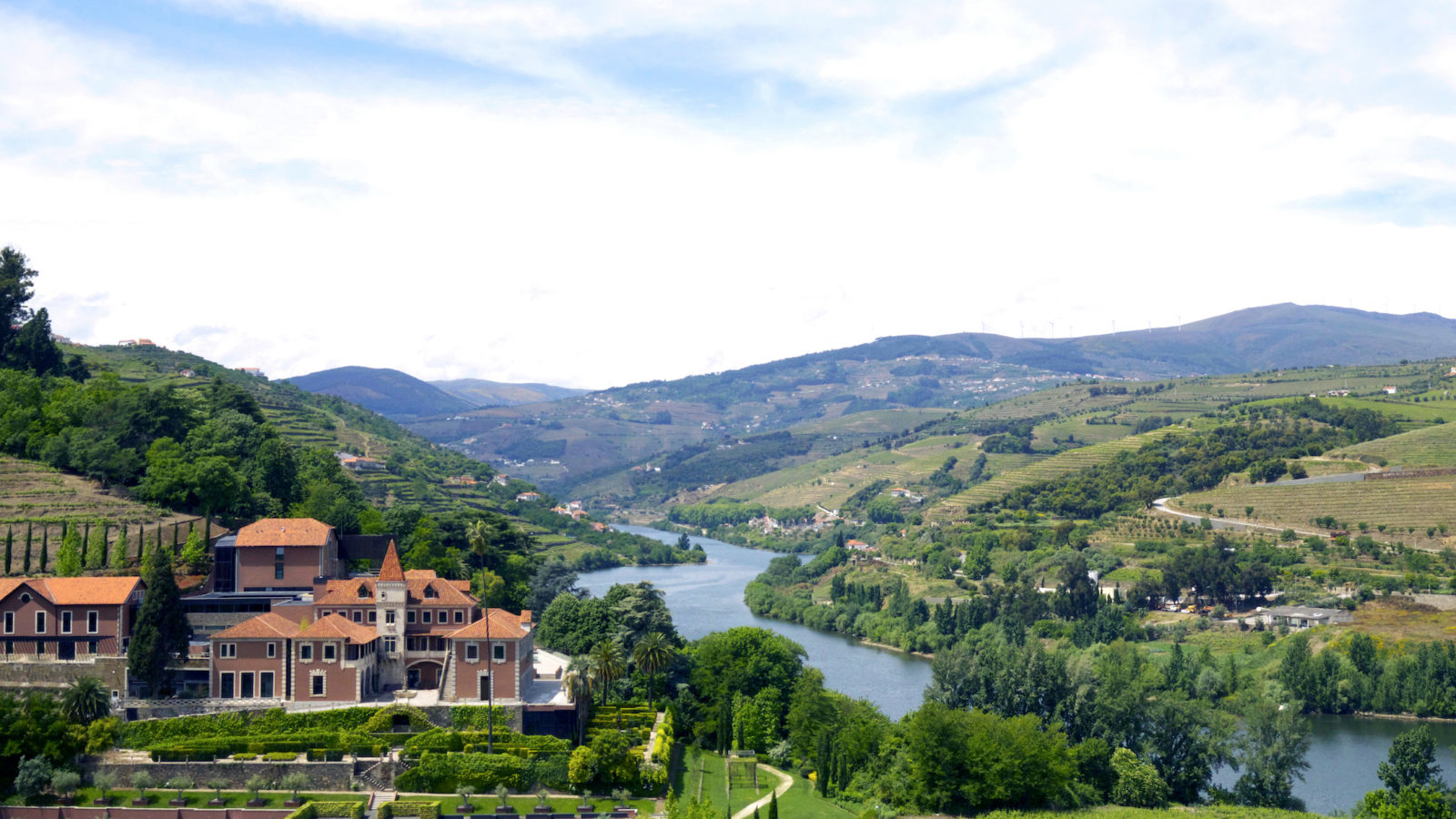 A Treat for the Senses: The Six Senses Douro Valley Hotel & Spa in Northern Portugal