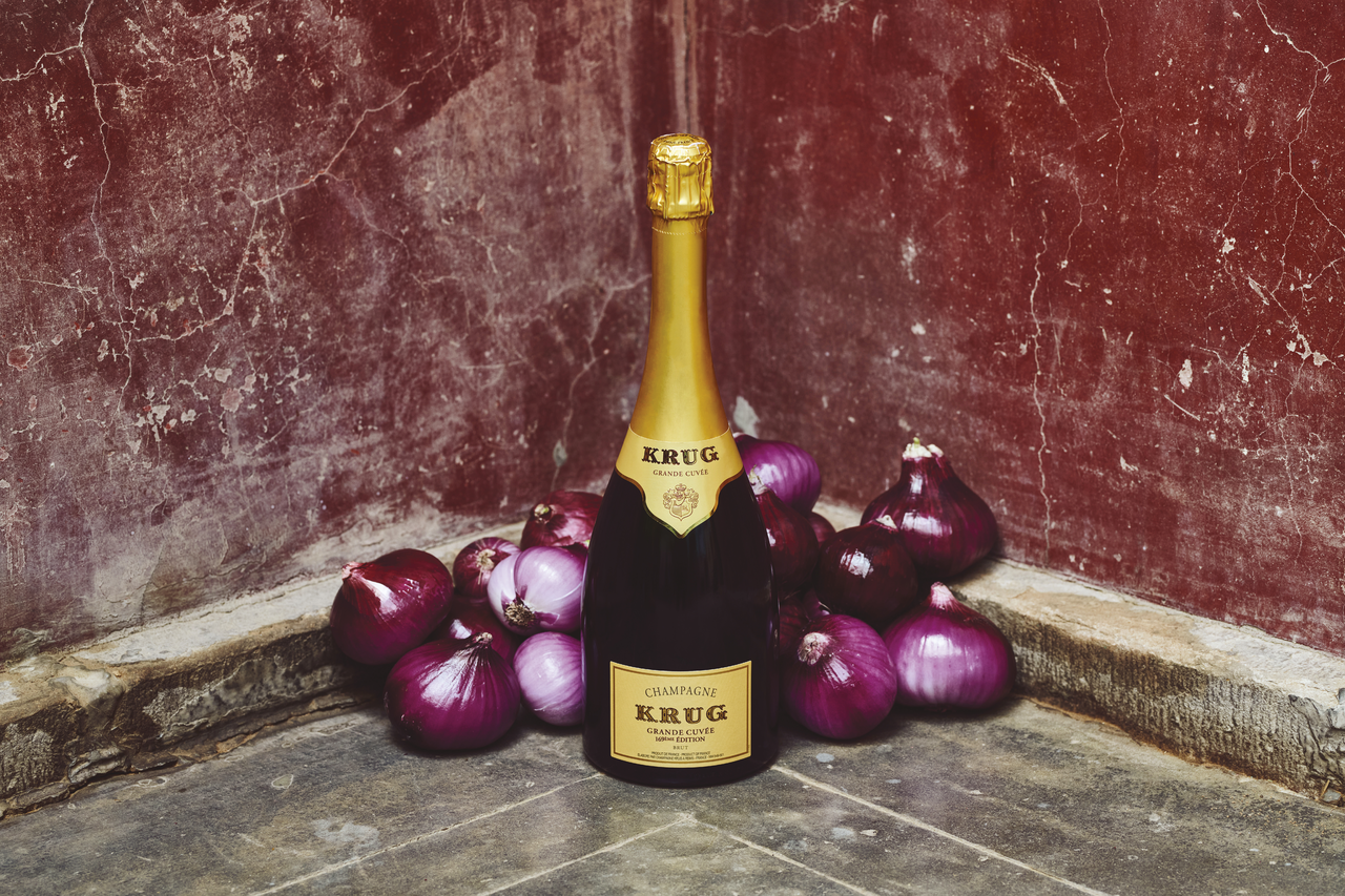 No More Tears: Krug x Onion Gives the Unsung Ingredient its Due