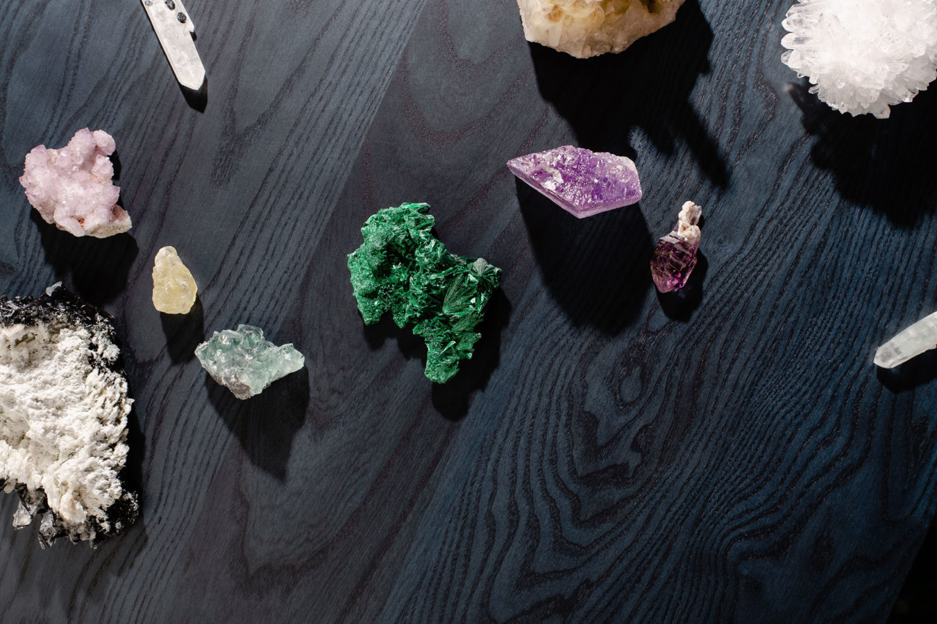 Crystal Healing: A Look at the Potent Powers Emanating from Our Jewellery