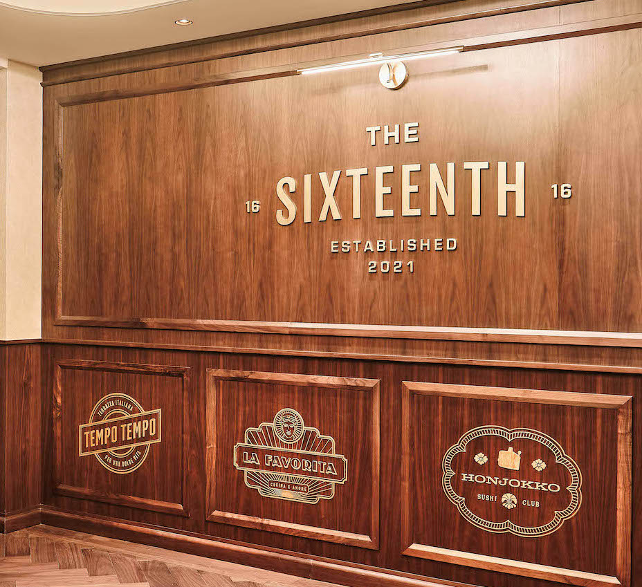 First Look: Pirata Group Introduces The Sixteenth, a Restaurant Collective in Quarry Bay
