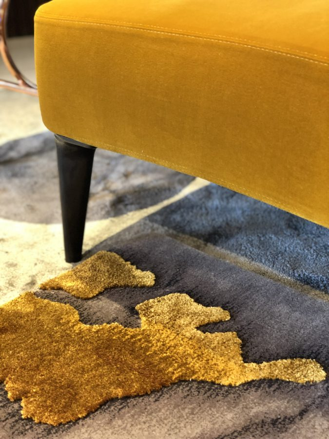 Udahara, the Latest Collaboration Between MOIE and Omar Khan Rugs