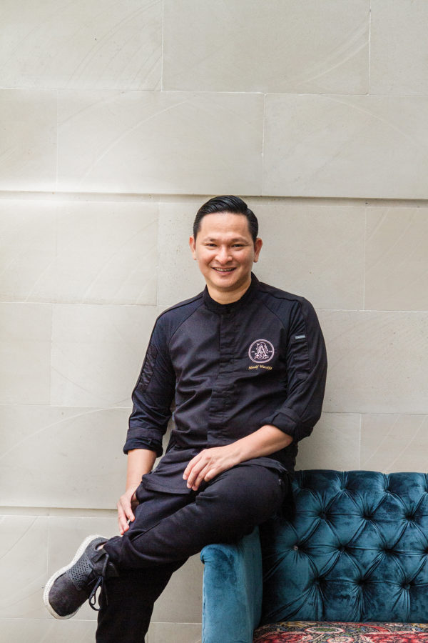 Mandif Warokka on Being a Chef, Restaurateur and Creating Concepts