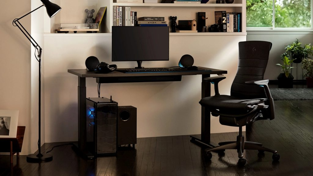 Herman Miller X Logitech The New Embody Chair For Gamers Looks Just As Good For The Home Office Prestige Online Indonesia