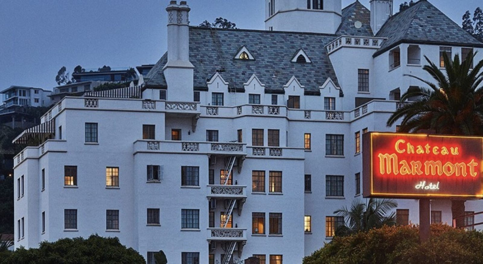 Hollywood's Chateau Marmont is Set to be Turned into a Members-Only Hotel