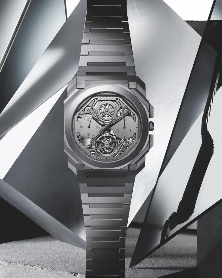 Bvlgari Octo Finissimo Tourbillon Chronograph Skeleton Automatic Watch: Meet the World's Thinnest Tourbillon Chronograph