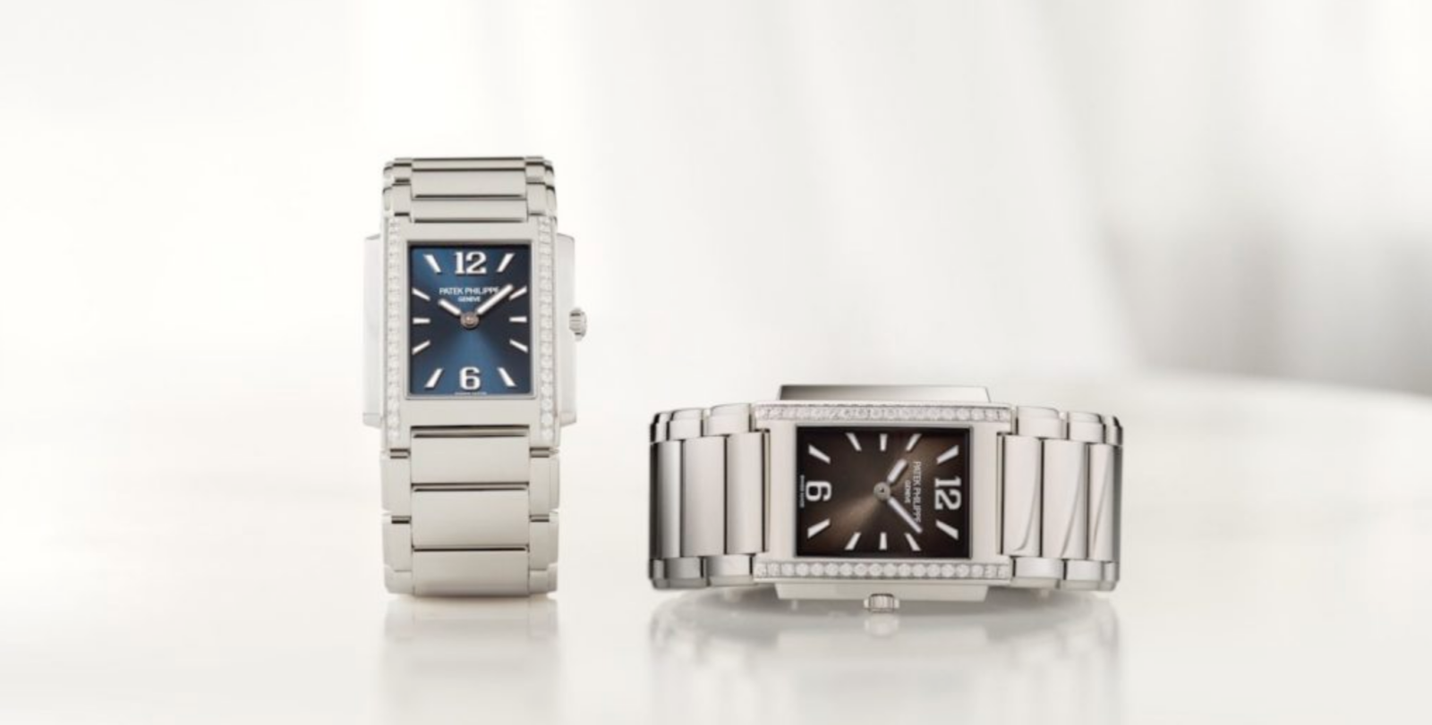 """Patek Philippe revisits its iconic Twenty~4 classic with the new """"Manchette"""" collection"""