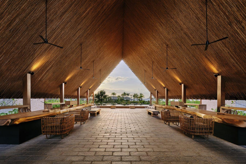 Sheraton's Five-Star Eco Resort in Belitung