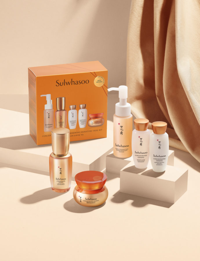 Sulwhasoo Launches Exclusive Set for 11.11