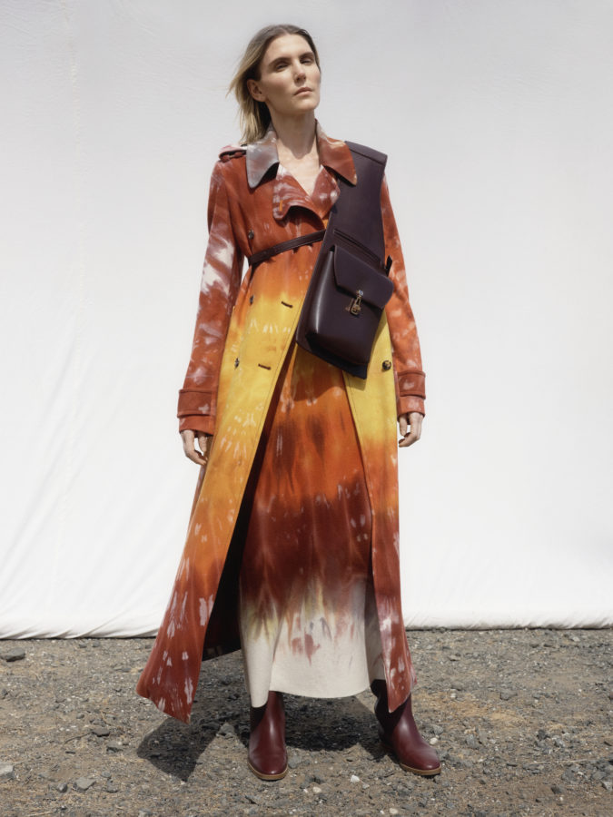 Gabriela Hearst Pushes for Sustainability Through Fashion