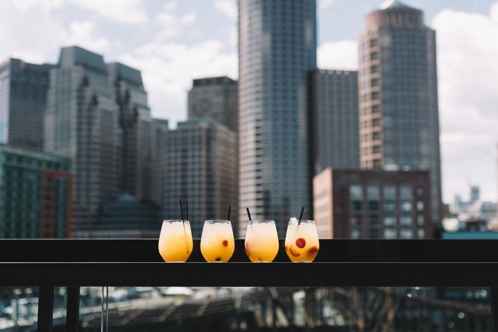 Some of the best rooftop bars in the world