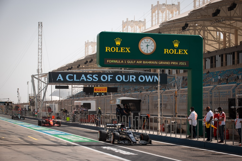 Rolex Continues Its Support of This Year's Highly-Awaited Formula One