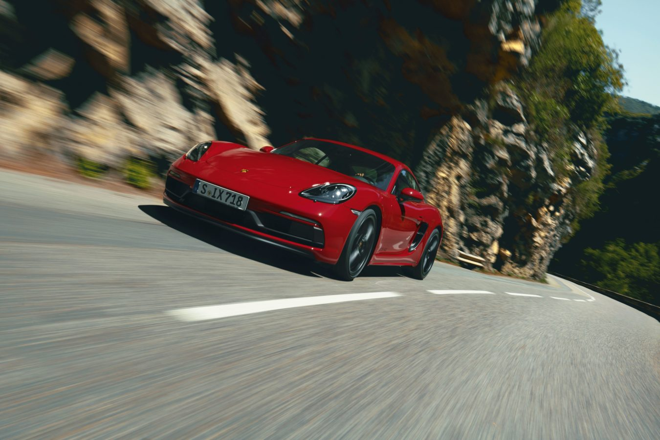 Chasing the Redline with the Porsche 718 Cayman GTS 4.0