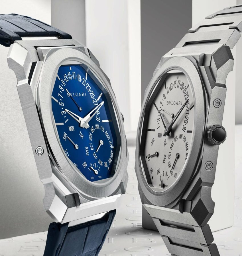 Up close with Bvlgari's world record breaker for 2021: the Octo Finissimo Perpertual Calendar