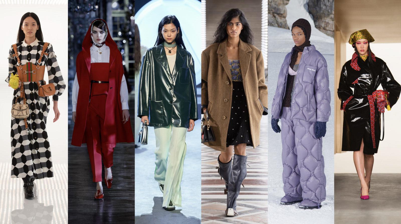 Givenchy, Fendi and Versace: Autumn/Winter 2021 Style Spotlight