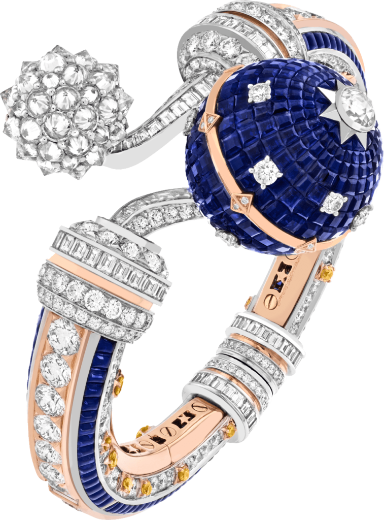 Terre et Lune bracelet