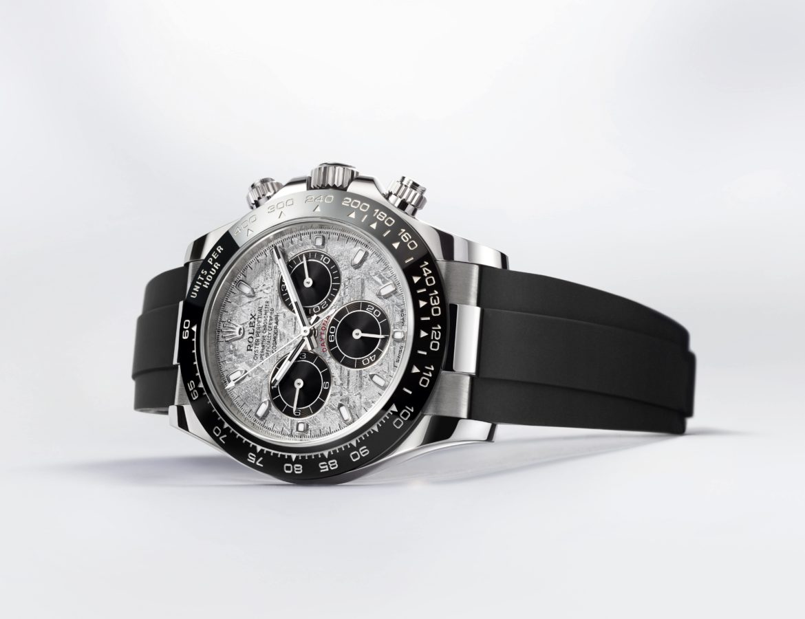 Rolex Presents Three New Versions of the Oyster Perpetual Cosmograph Daytona
