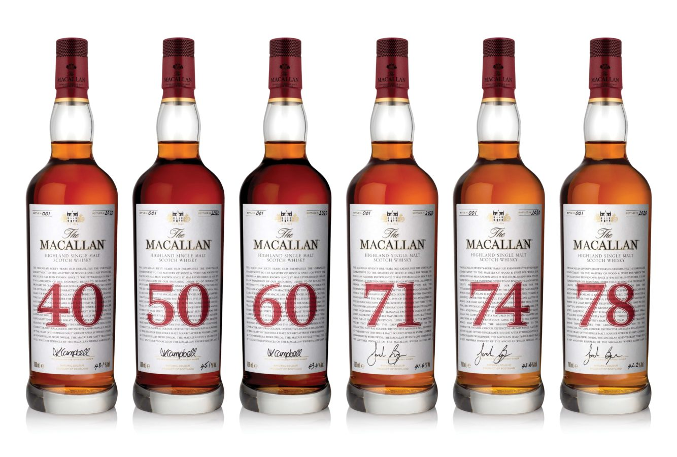 The Macallan Presents The Red Collection