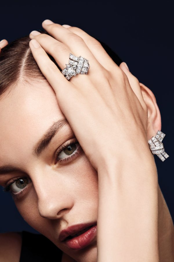 A Spark of Courage from Louis Vuitton's Bravery High Jewellery Collection