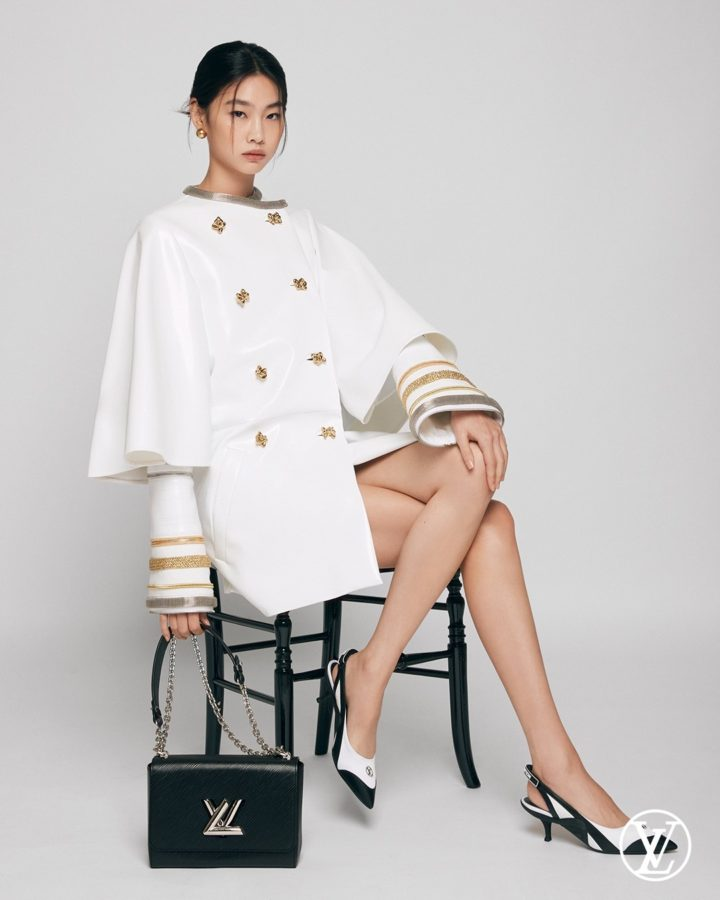 Louis Vuitton Introduces Squid Game Actress Jung Ho-Yeon as its Newest Global Ambassador