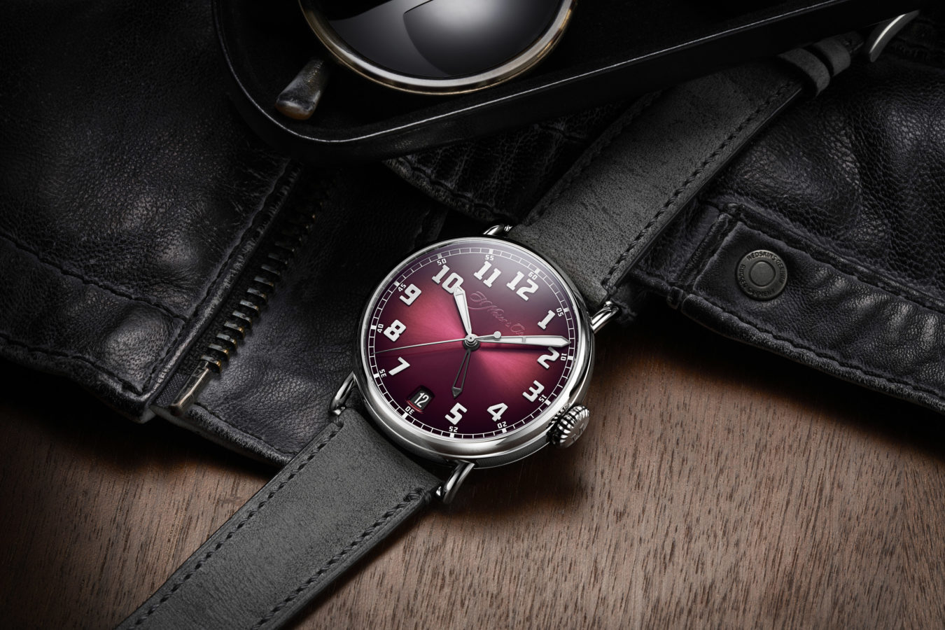 H. Moser & Cie. Reinterprets a Classic Model with the Heritage Dual Time