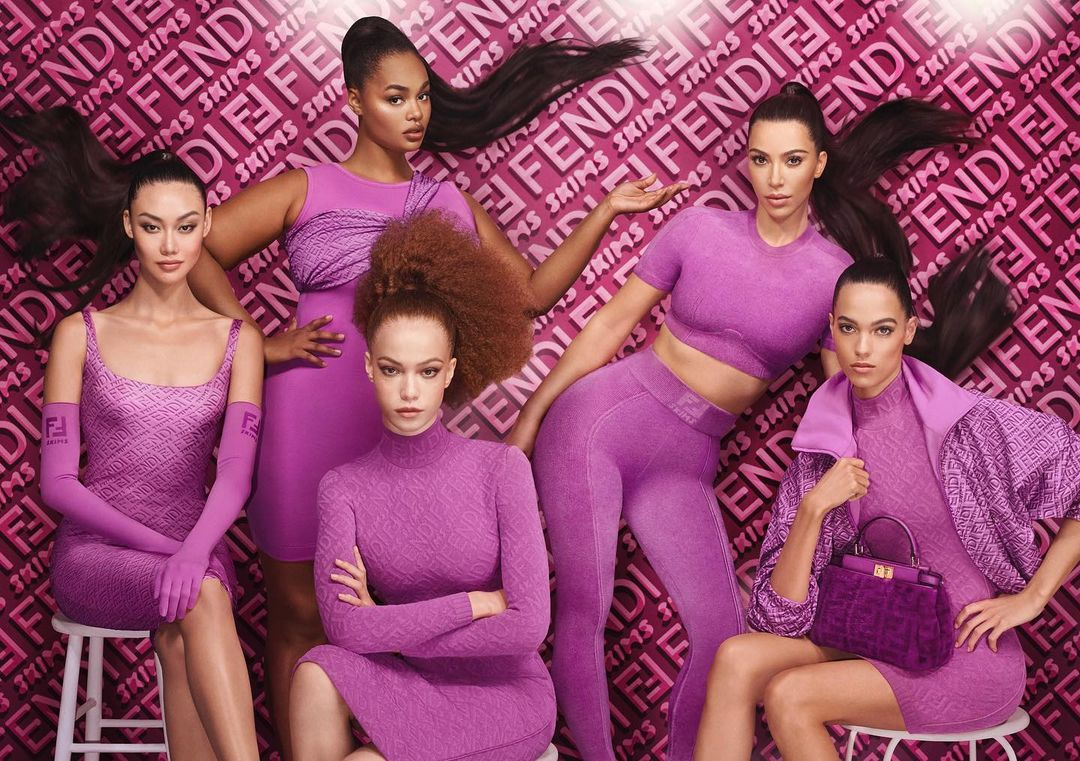 Kim Kardashian's SKIMS: A Masterclass on Taking Over the Fashion World