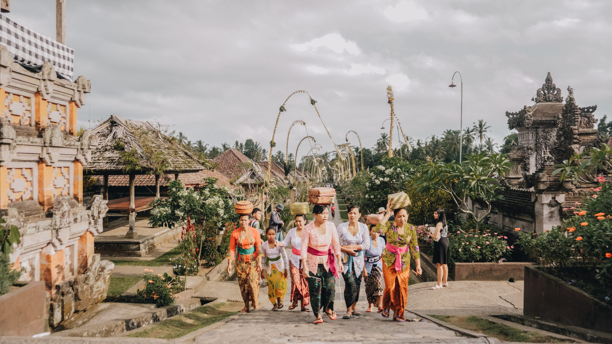 Bali is planning to reopen for tourists in October 2020