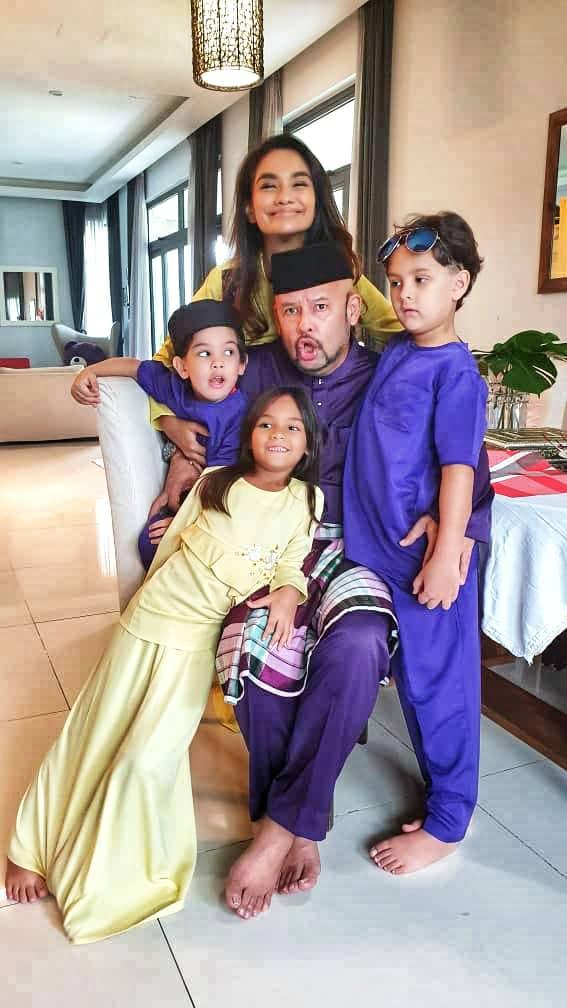 Awal Ashaari Harith Iskander Other Dads Talk About Fatherhood