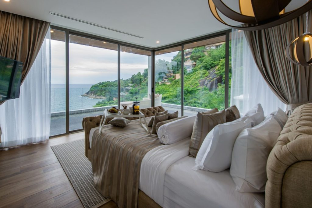Luxurious homes in Asia