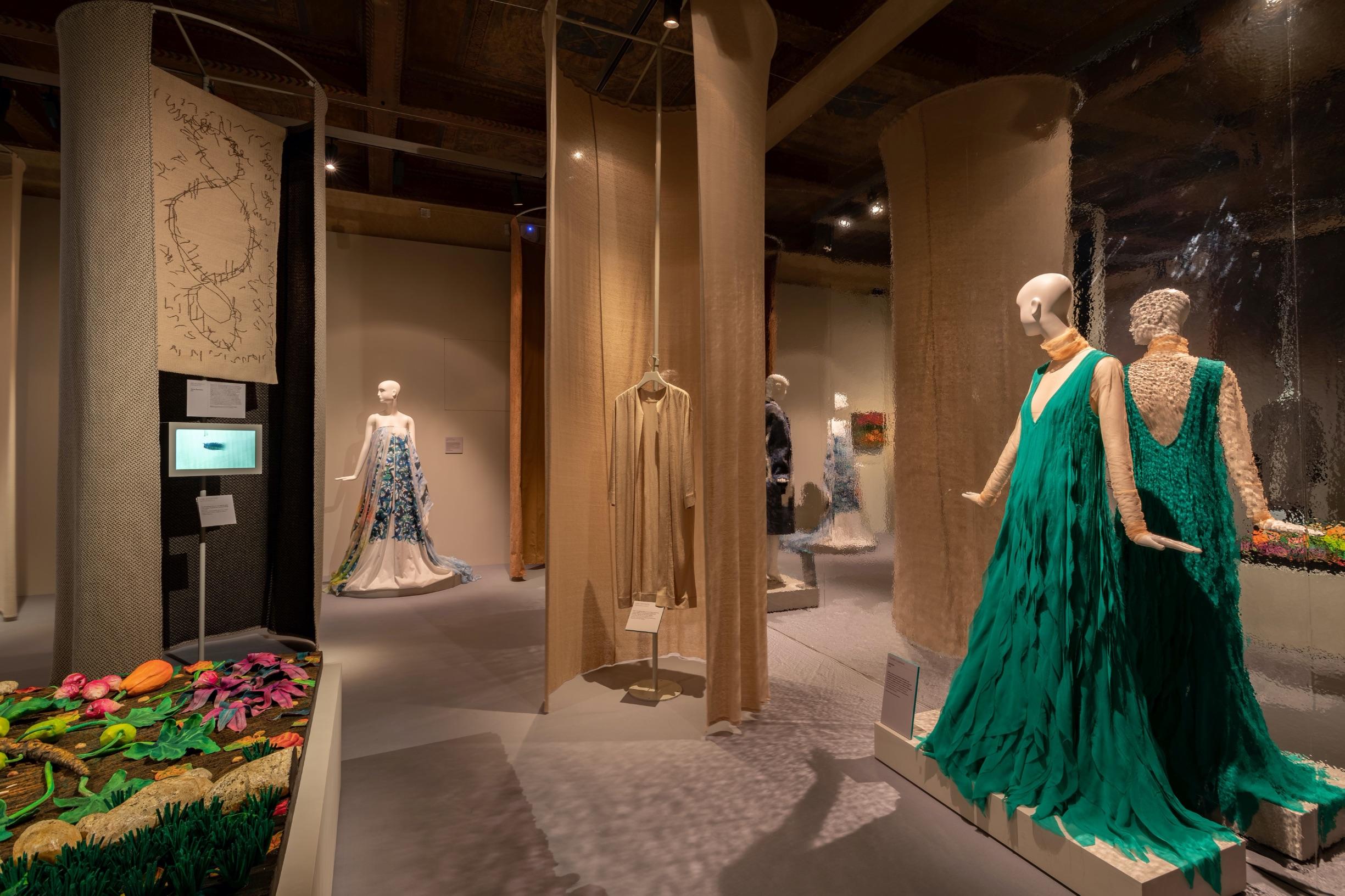 Sustainable Thinking exhibition