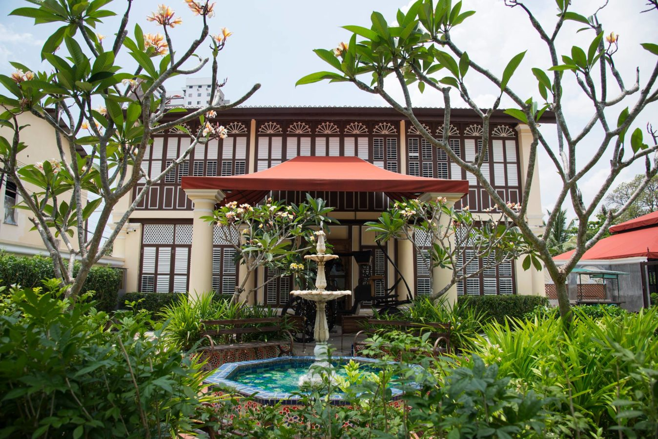 15 of Penang's most charming hotels, if you're in the mood to splurge