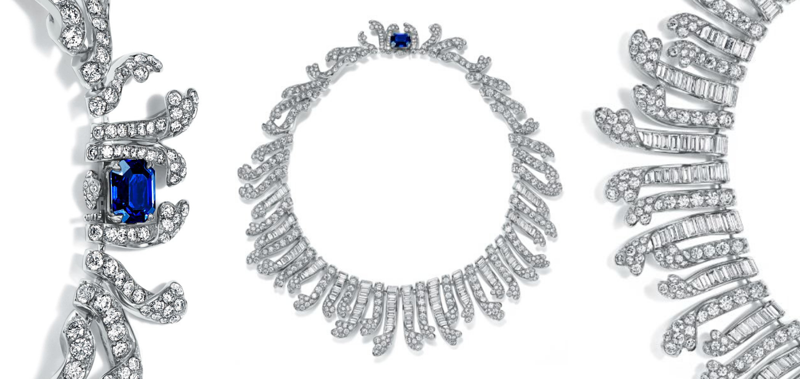 Tiffany & Co. presents the legendary designs of Jean Schlumberger
