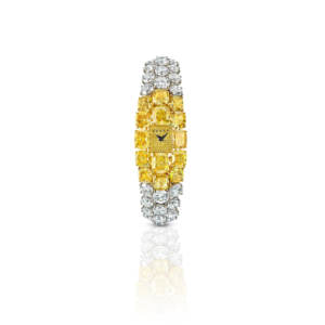 Graff Yellow Diamond Jewellery Watch