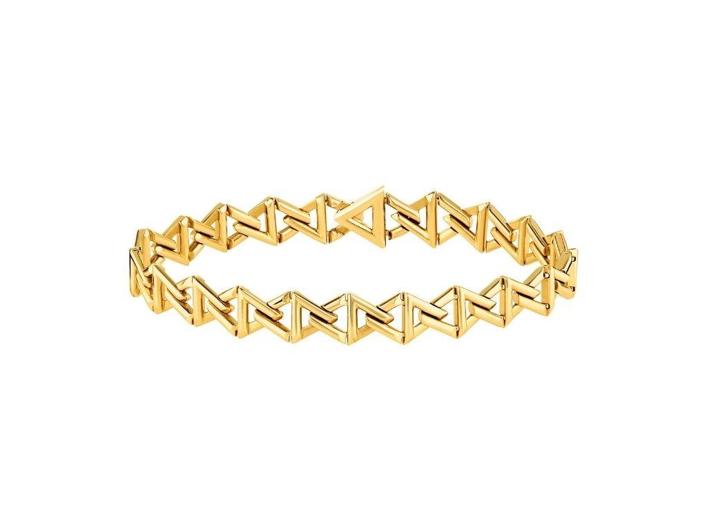 LV Volt Curb Chain Bracelet