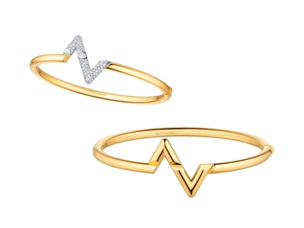 LV Volt Upside Down Bracelets
