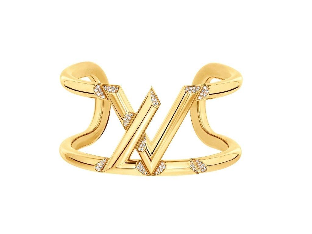 LV Volt One Cuff Bracelet