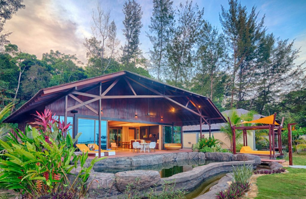 Borneo Eagle Resort, Sabah